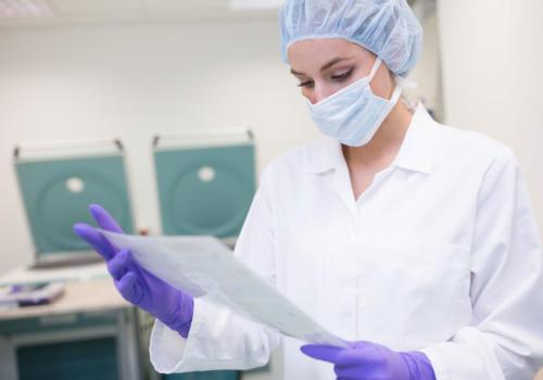 Vstupná kontrola pupočníkovej krvi, kontrola ID a potrebnej dokumentácie