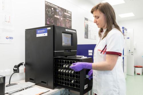 Mikrobiologická kontrola kvality