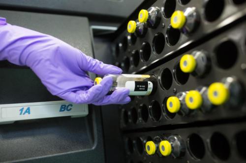 Kontrola mikrobiálnej kontaminácie prístrojom BactAlert